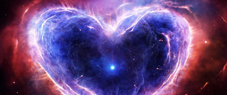 Love is the energy that sustains the entire cosmos