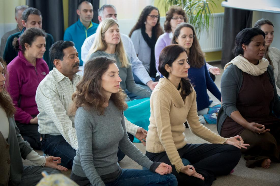 Simply Meditation Course Bhakti Marga